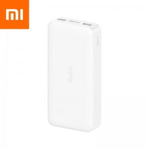 Оригинальный Xiaomi Redmi Power Bank 20000 mAh PB200LZM White (VXN4285/VXN4265) Повербанк УМБ