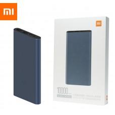 Повербанк Xiaomi Redmi Mi Power Bank 3 10000 mAh PLM13ZM Black (VXN4274GL) Быстрая Зарядка QC3.0 18W
