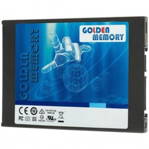 Накопитель SSD 256GB Golden Memory (GMSSD256GB)
