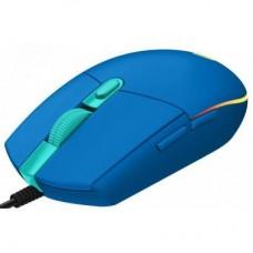 Мышка Logitech G102 Lightsync USB Blue (910-005801)