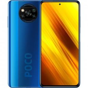 Мобильный телефон Xiaomi POCO X3 Pro  6/128GВ Frost Blue (774252) поко х3 про