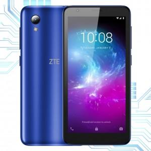 Бюджетный смартфон ZTE Blade L8 Blue