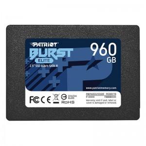 "Накопитель SSD 2.5"" 960GB Patriot (PBE960GS25SSDR)"