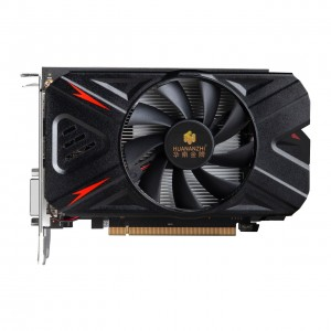 Видеокарта AMD Radeon RX 550 4Gb Huananzhi