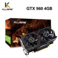 Видеокарта GeForce GTX 960 4Gb DDR5 Kllisre