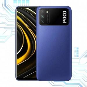 Мобильный телефон Xiaomi POCO M3 4/128Gb Blue ксиоми поко м3