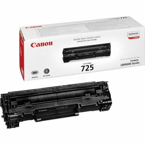 Картридж Canon 725 (3484B002) Оригинальный