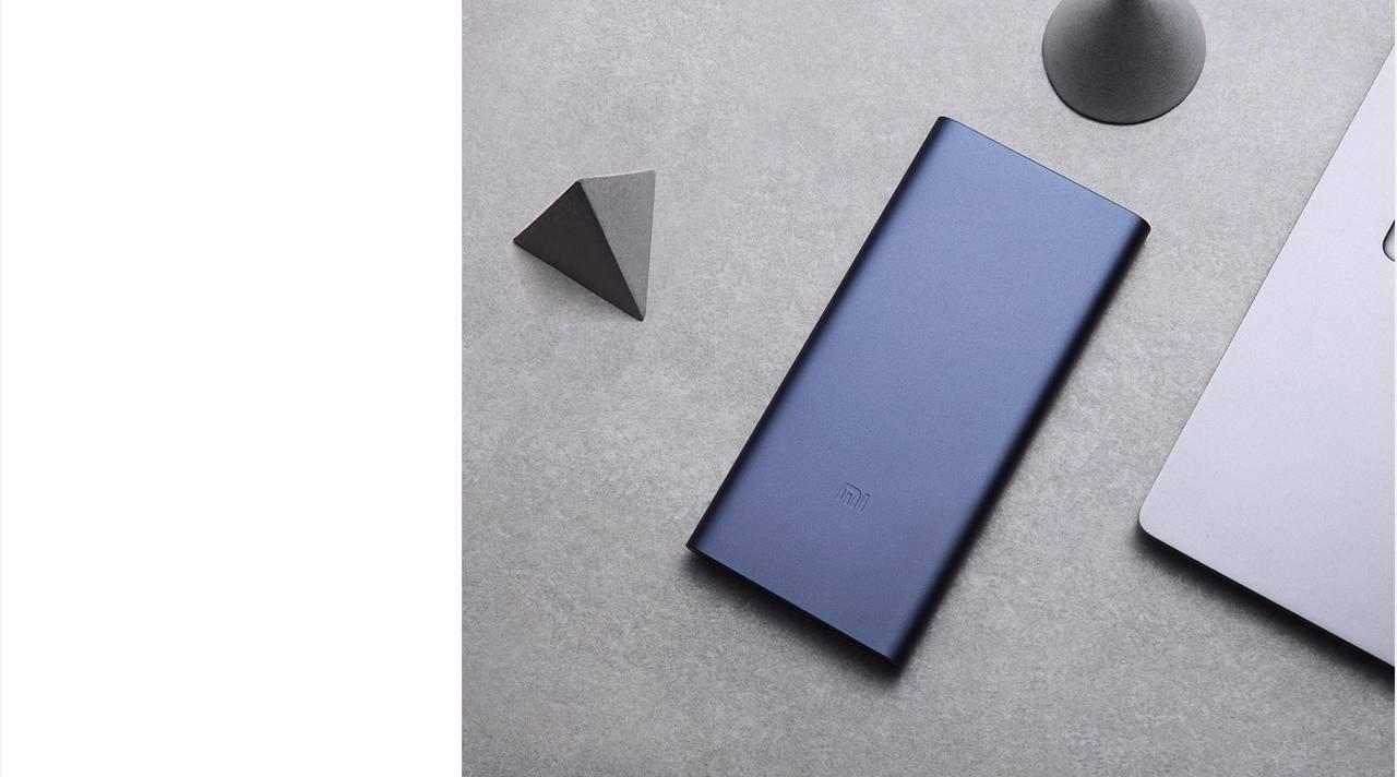 Банк заряда Xiaomi Mi Power Bank 2s 10000 mAh Оригинальная УМБ 2xUSB QC2.0 PLM09ZM VXN4230GL