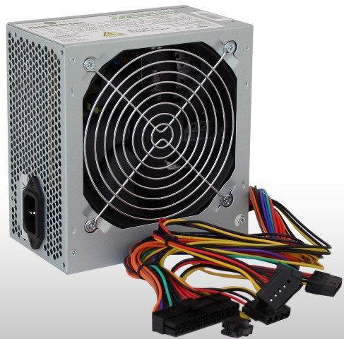Блок питания 500W LogicPower