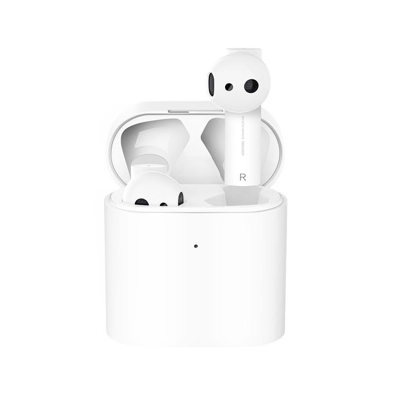Оригинальные Xiaomi Mi Air 2 TWSEJ02JY White беспроводные сенсорные наушники