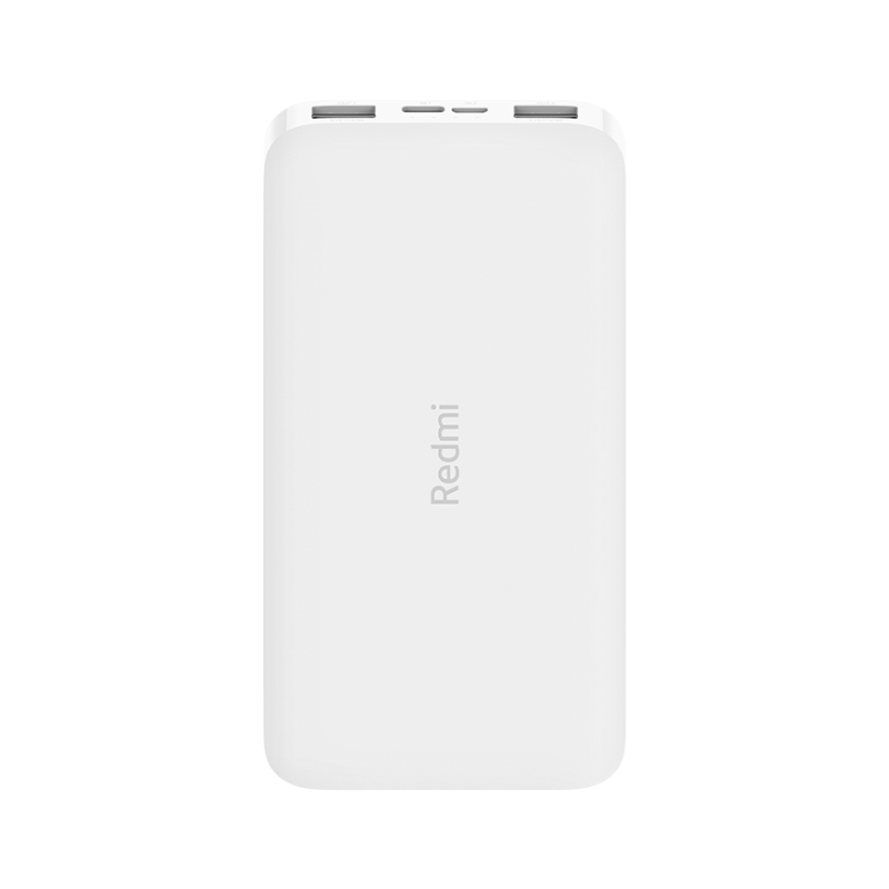 Оригинальный Xiaomi Redmi Power Bank 10000 mAh PB100LZM White (VXN4266CN/VXN4286)