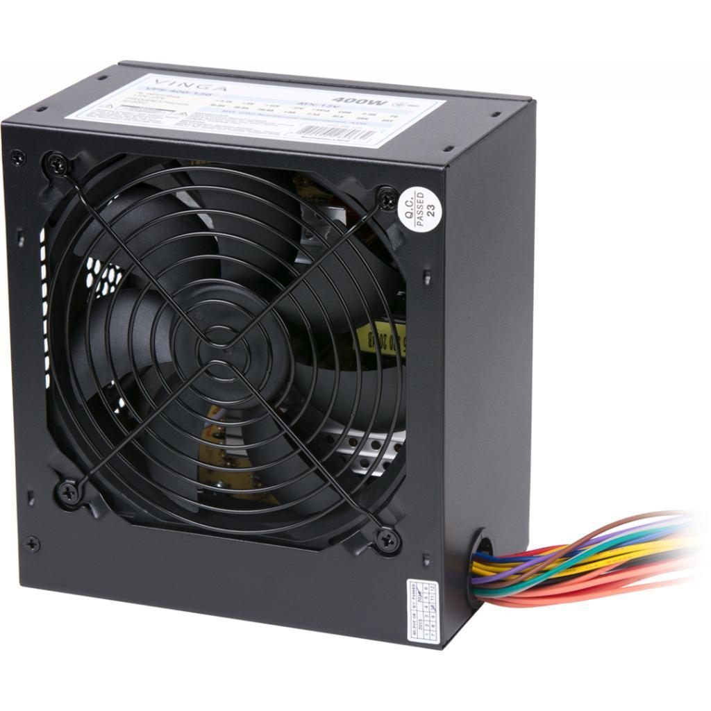 Блок Питания 400W Vinga (PSU-400-12)