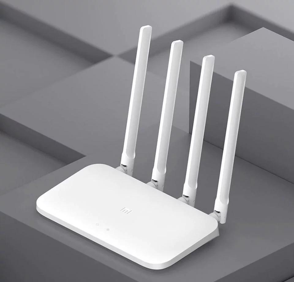 Роутер Xiaomi Mi WiFi Router 4A двухдиапазонный маршрутизатор DVB4230GL