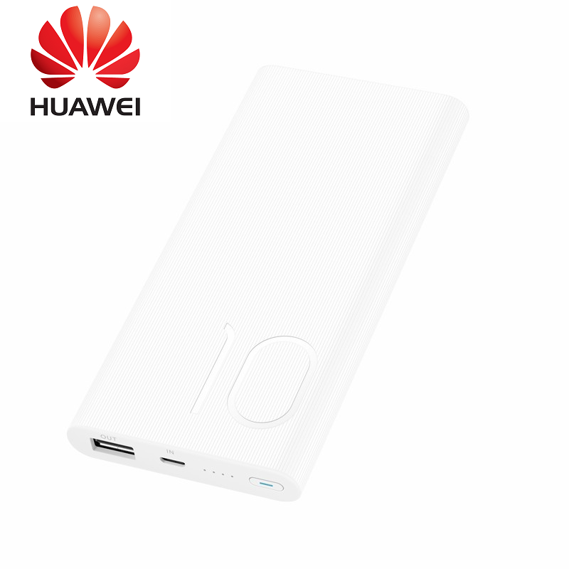 Оригинал Huawei Honor Power Bank 2 10000 mAh AP10QM White Быстрая Зарядка 18 Вт