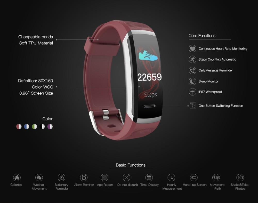 Смарт-часы Letike GT101