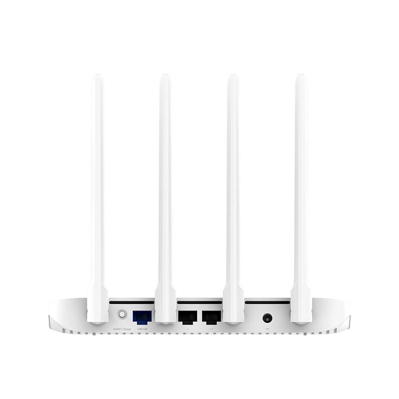 Маршрутизатор Xiaomi Mi WiFi Router 4A Гигабитный двухдиапазонный роутер DVB4224GL (6941059623267)