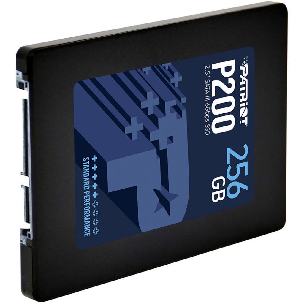 "Накопитель SSD 2.5"" 256GB Patriot (P200S256G25)"