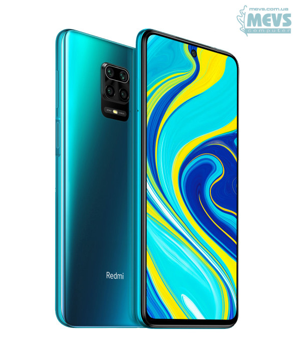 Смартфон Xiaomi Redmi Note 9s 4\64GB