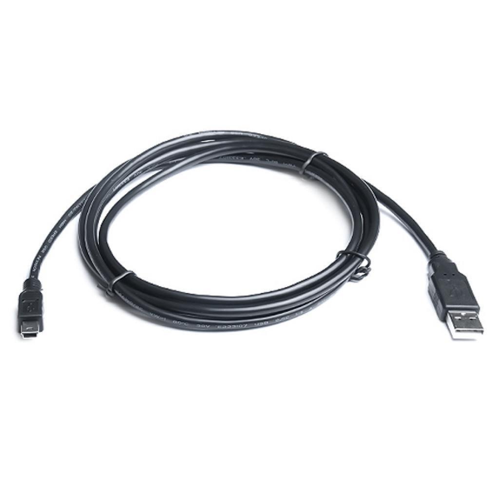 Дата кабель USB 2.0 AM to Mini 5P 1.8m REAL-EL (EL123500006)