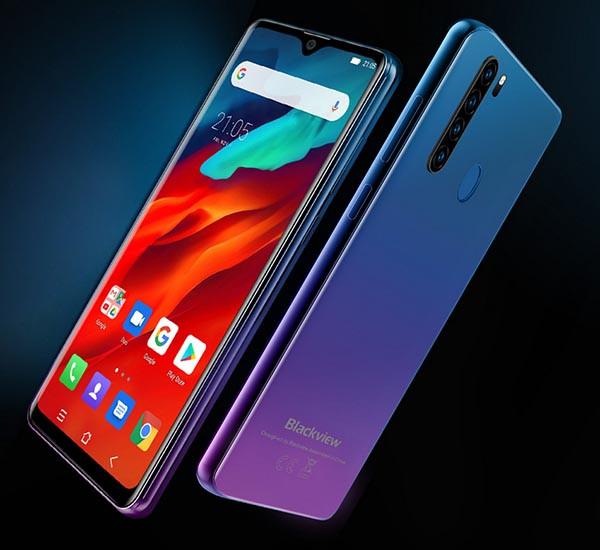 Смартфон Blackview A80 pro