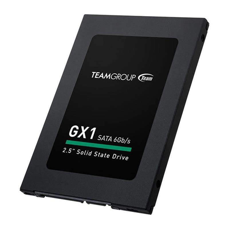 Твердотельный накопитель SSD 480GB Team GX1 (T253X1480G0C101)