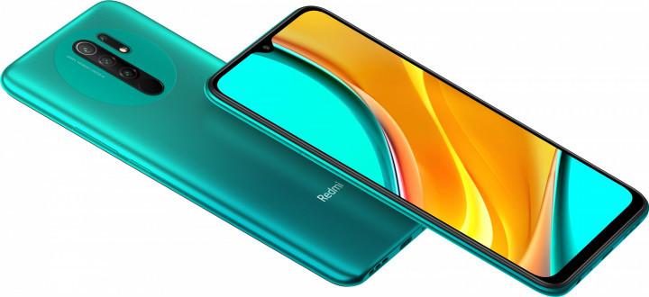 Смартфон Xiaomi Redmi 9 (6941059646105) Ксяоми фиолетового цвета