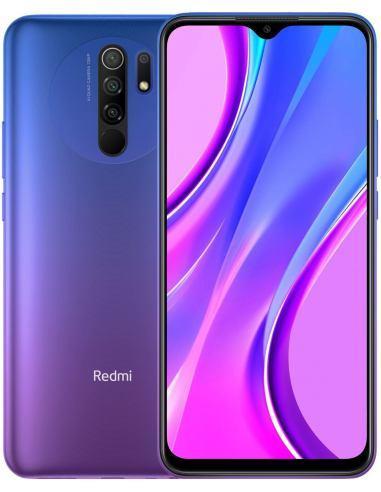 Недорогой Xiaomi Redmi 9 4/64 Фиолетовый