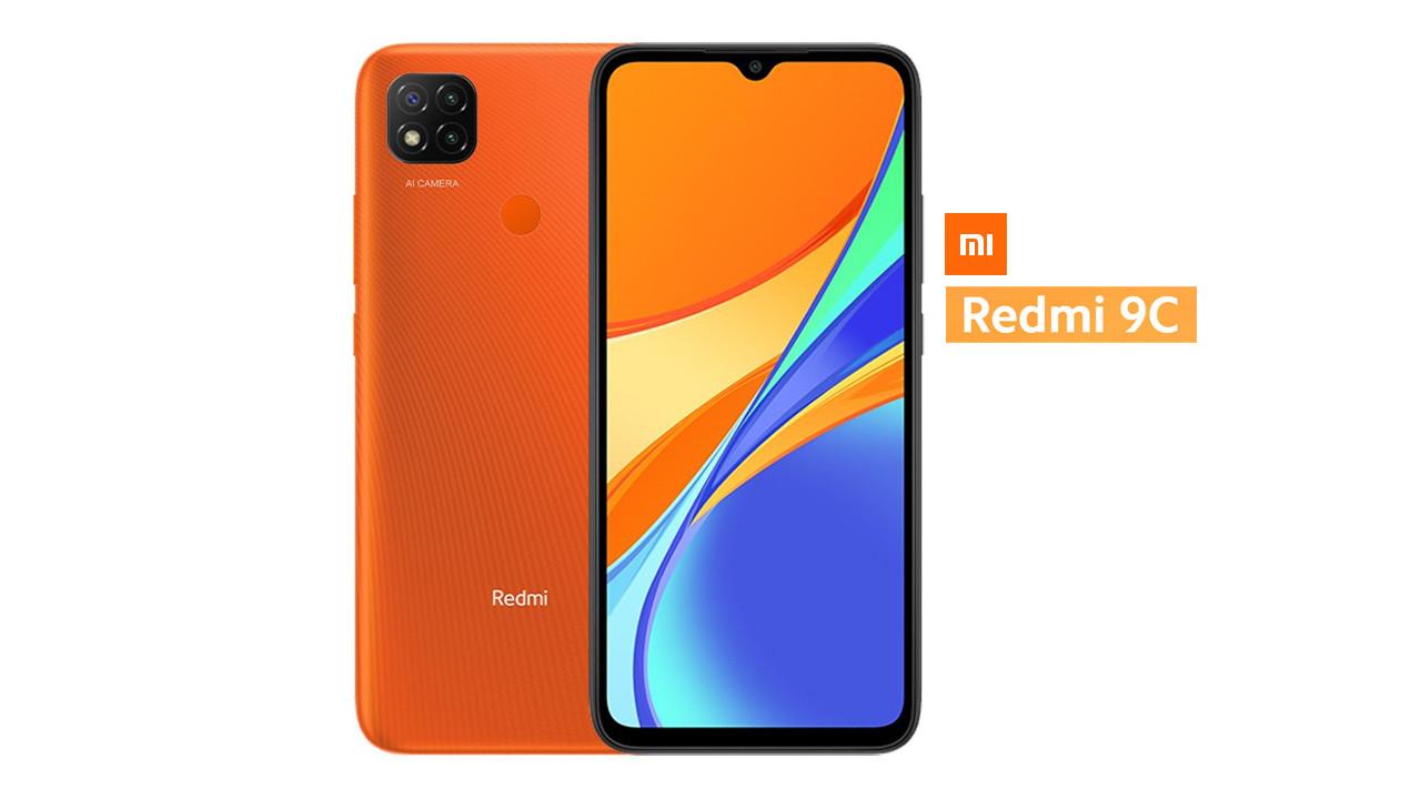 Смартфон Xiaomi 9С 3\64 Orange